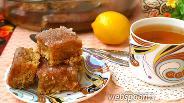 Фото рецепта Лимонно-изюмный пирог