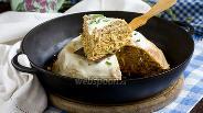 Фото рецепта Рязанский блинчатый пирог