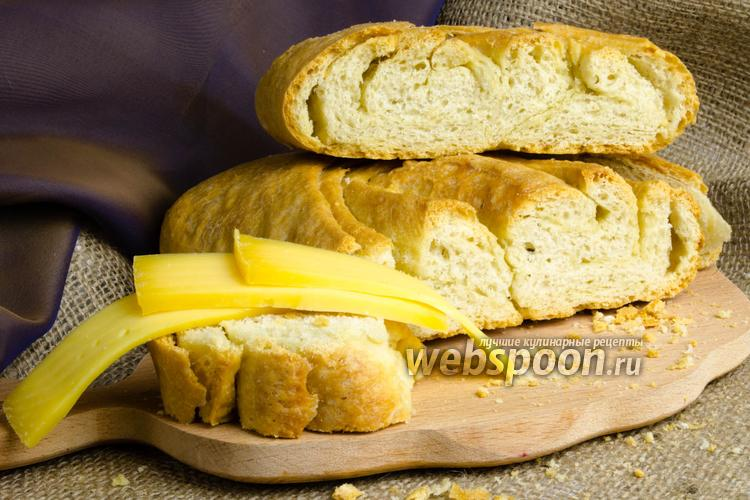 Фото Хлеб с оливковым маслом