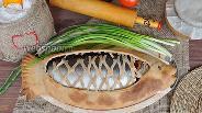 Фото рецепта Лосось в ржаной корочке по-камчатски