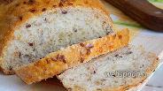 Фото рецепта Хлеб с клетчаткой и семенами льна