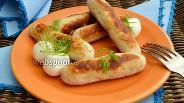 Фото рецепта Домашние индюшиные сосиски