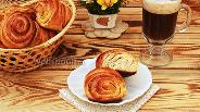 Фото рецепта Финские булочки с корицей
