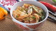 Фото рецепта Кимчи из пекинской капусты