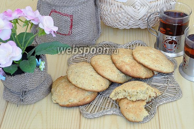 Фото Апельсиновое печенье