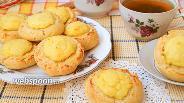Фото рецепта Шаньги с картошкой уральские
