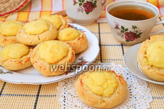 Фото Шаньги с картошкой уральские