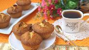Фото рецепта Кексы на сметане «Сластёна»