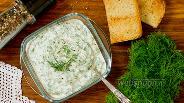 Фото рецепта Густой соус с черемшой