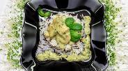 Фото рецепта Куриная грудка в сливочно-базиликовом соусе