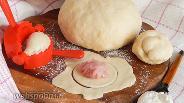 Фото рецепта Пельменное тесто на сметане