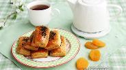 Фото рецепта Булочки «Утренний экспресс» с шоколадом