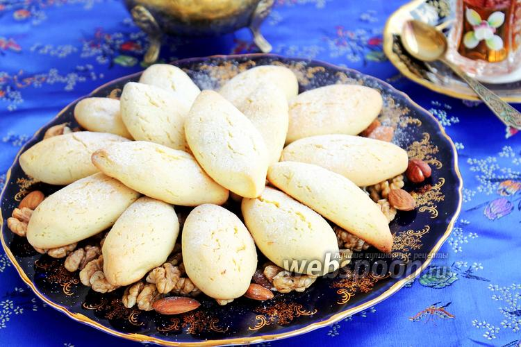 Фото Печенье на оливковом масле
