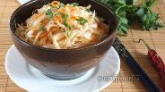 Фото рецепта Капуста по-корейски