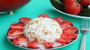 Фото рецепта Макароны с рисом (турецкий плов)