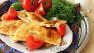 Фото рецепта Чебуреки с картошкой