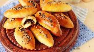Фото рецепта Пирожки с мясом печёные