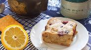 Фото рецепта Пряный кефирный пирог с яблоками