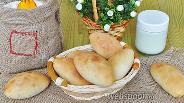 Фото рецепта Пирожки со свиным сердцем