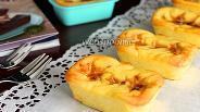 Фото рецепта Творожные мини-кухены