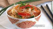 Фото рецепта Фунчоза по-корейски