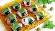 Фото рецепта Закуска из двух видов рыбы