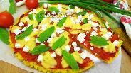 Фото рецепта Пирог на кукурузной каше