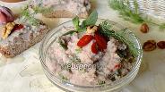 Фото рецепта Бутербродная паста из белой фасоли