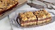 Фото рецепта Печенье шоколадно-ореховое