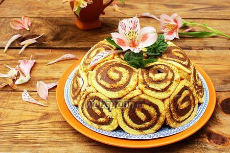 Торт «Шарлотта»