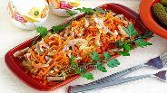 Фото рецепта Свиные уши по-корейски