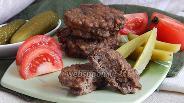 Фото рецепта Гречаники с печенью