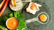 Фото рецепта Соус из ревеня