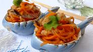 Фото рецепта Хе из сельди с овощами