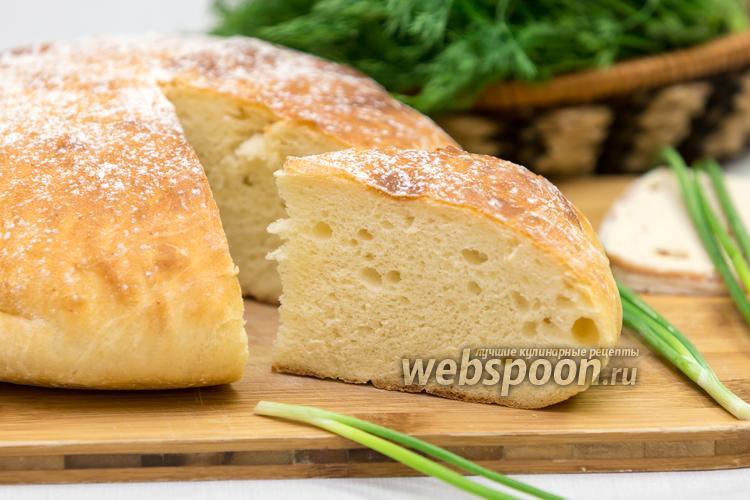 Фото Картофельный хлеб