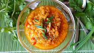 Фото рецепта Густой чечевичный суп