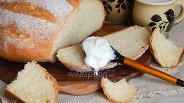 Фото рецепта Сметанный хлеб