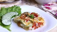 Фото рецепта Запеканка с курицей и овощами «Сыто-круто»