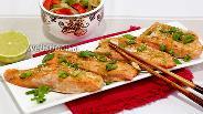 Фото рецепта Сёмга по-азиатски