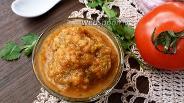 Фото рецепта Соус из помидоров и имбиря