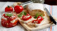 Фото рецепта Вяленые помидоры в микроволновке