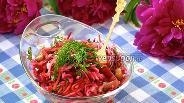 Фото рецепта Капустный салат по-гурийски