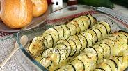 Фото рецепта Кабачки запечёные с картошкой