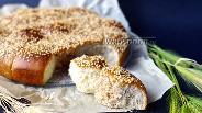 Фото рецепта Партиброт или хлеб для вечеринок