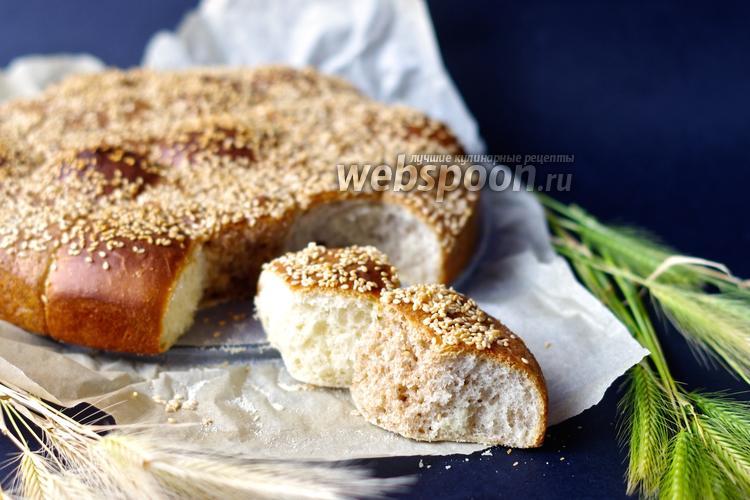 Фото Партиброт или хлеб для вечеринок