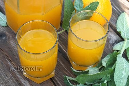 Цитрусовый концентрат для домашнего лимонада