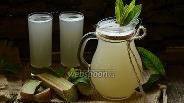 Фото рецепта Квас из ревеня