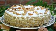 Фото рецепта Торт «Ореховый Бум»