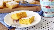 Фото рецепта Кекс «Лимонная свежесть»