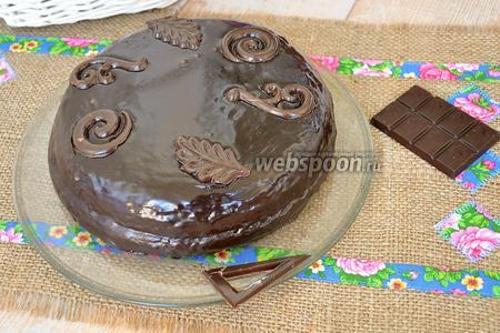 Торт «Захер» в мультиварке